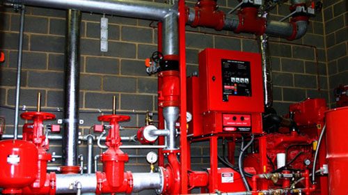 Fire Fighting Equipements Installation Hydrant Systems And
